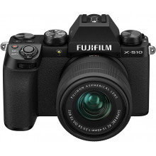 Fujifilm X-S10 +15-45mm