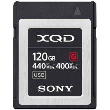 Sony XQD 120 GB 440 MP/s