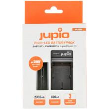Pack batería JUPIO NP-F550 + Cargador