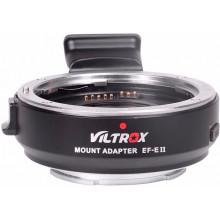 Viltrox EF-EII Booster Canon a Sony