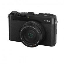 Fuji X-E4 Black+XF 27mmf2,8WR