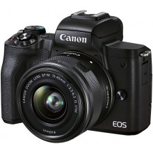 Canon Eos M50 +15-45 IS STM