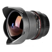 Samyang 8mm f3,5CS II Ojo pez Canon