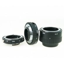 Set Tubos de extensión  KENKO DG  Canon EOS EF/S