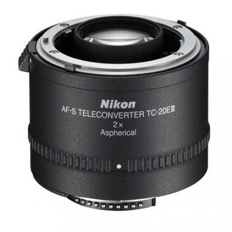 Teleconvertidor Nikon TC 20E III