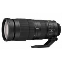 Nuevo AF-S NIKKOR 200-500mm f5,6 E ED VR