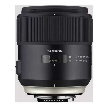 Tamron SP 45mm f1,8 Di VC USD/ Canon