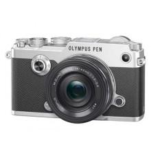 Olympus PEN- F Silver+14-42 mm EZ