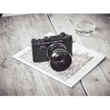 Olympus PEN- F + 17mm f1.8 / Black