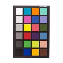 Carta Datacolor Spyder Checkr 24