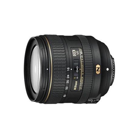 AF-S DX NIKKOR 16-80mm f2,8 -4 E ED VR