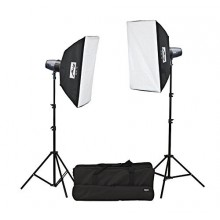 Metz Mecastudio BL-400 SB-Kit II - Flash de estudio
