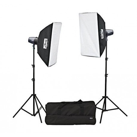 Metz Mecastudio BL-400 SB-Kit II - Flash de estudio