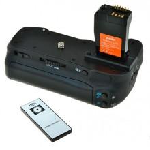 Grip Jupio BG-E18 para Canon 750D- 760D