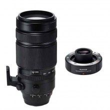 Fuji XF 100-400mm+TC XF 2,0X