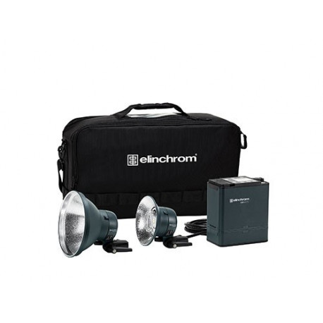 KIT Elinchrom ELB 500 TTL TO GO