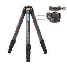 Kit trípode Leofoto LS-324C + LH-40