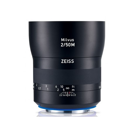 Zeiss Milvus 2,0/ 50 Macro ZE Canon