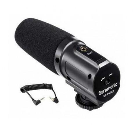 Micrófono SARAMONIC SR-PMIC3