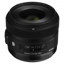 Sigma 30mm f1.4 DC DN Sony E Black