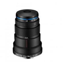 Laowa 25mm f/2.8 2,5-5x Ultra-Macro Canon