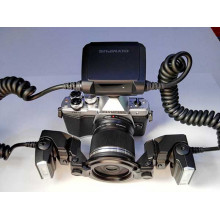 Kit Olympus EM-10MK II 30 Macro Dental
