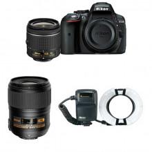 Kit Nikon 5300 Dental 60