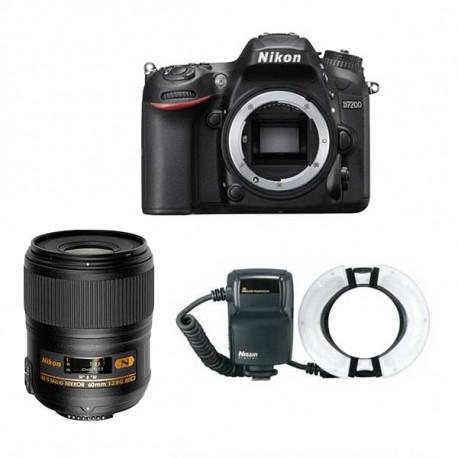 Kit Nikon 7200 Dental 60