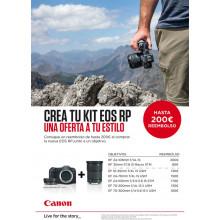 Reembolso Objetivos Canon Verano
