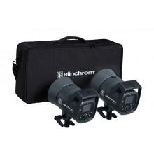 Kit Elinchrom ELC 125 /125