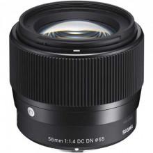 Sigma 56mm f1,4 DN