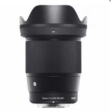 Sigma 16mmf1,4DC DN Contenporary Sony E