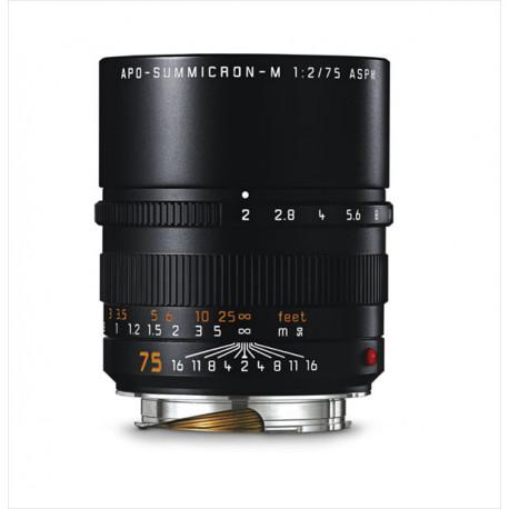 Leica Summicron M 75f2