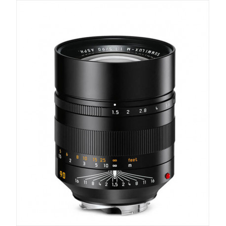 Leica Summilux-M 1:1.5 90mm ASPH