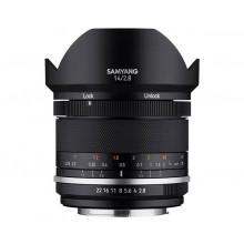 Samyang 14mm f/2.8 MK2