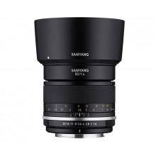 Samyang 85mm f/1.4 MK2
