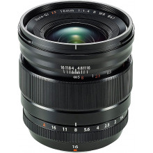 Fuji XF 16mm f 1,4 WR