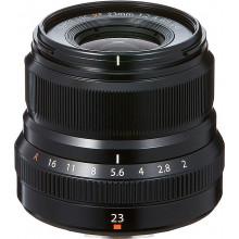 Fuji XF 23mm f2 R WR Negro