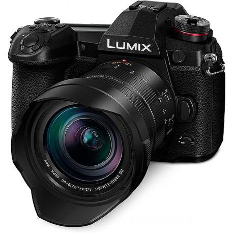 Lumix G9L + obj Leica 12-60