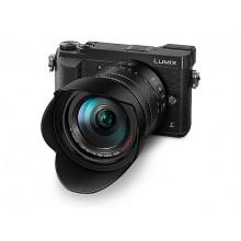 Lumix GX 80 + G Vario 14-140mm.