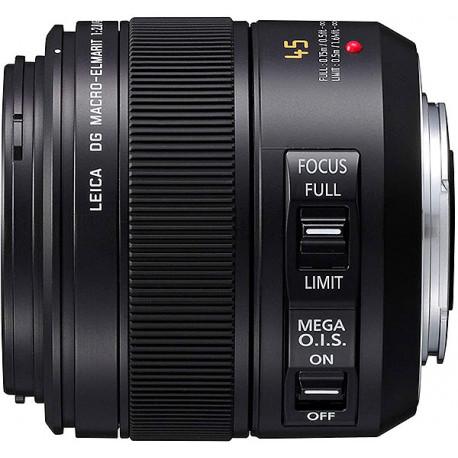 Lumix G Leica 45 macro