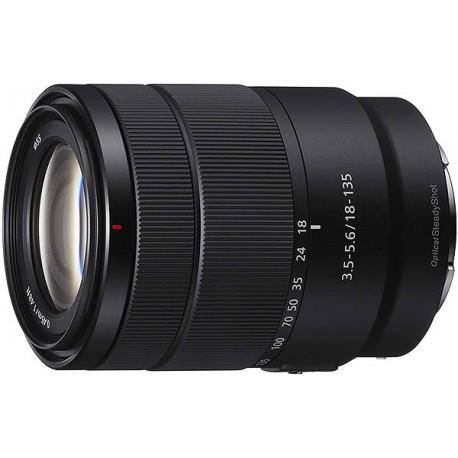 Sony E 18-135mm f3,5- 5,6 OSS