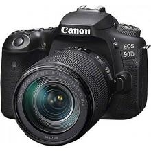 Canon EOS 90D +18-135 STM