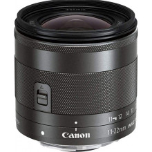 Canon EF-M 11-22mm f4-5,6 IS STM