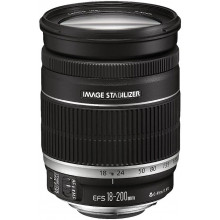 CANON EF-S 18-200 f3,5-5,6 IS