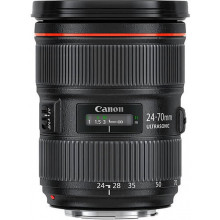 Canon EF 24-70mm f2,8 LII