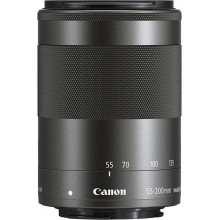 Canon EF-M 55-200 mm f4-5,6 IS +25€ DTO directo