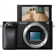 Sony a6100 cuerpo