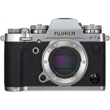 Fujifilm X-T3 Silver Cuerpo