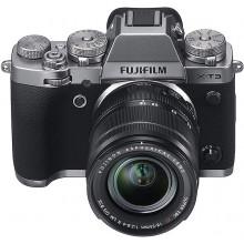 Fuji X-T3 + XF 18-55f2,8-4